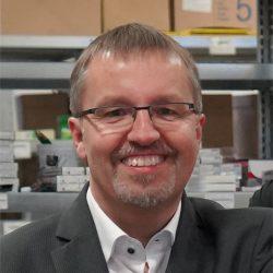 Bernhard Schwenkert  Außendienst