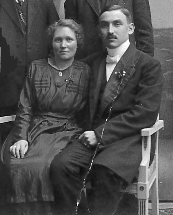 Babette und Willi Schneider