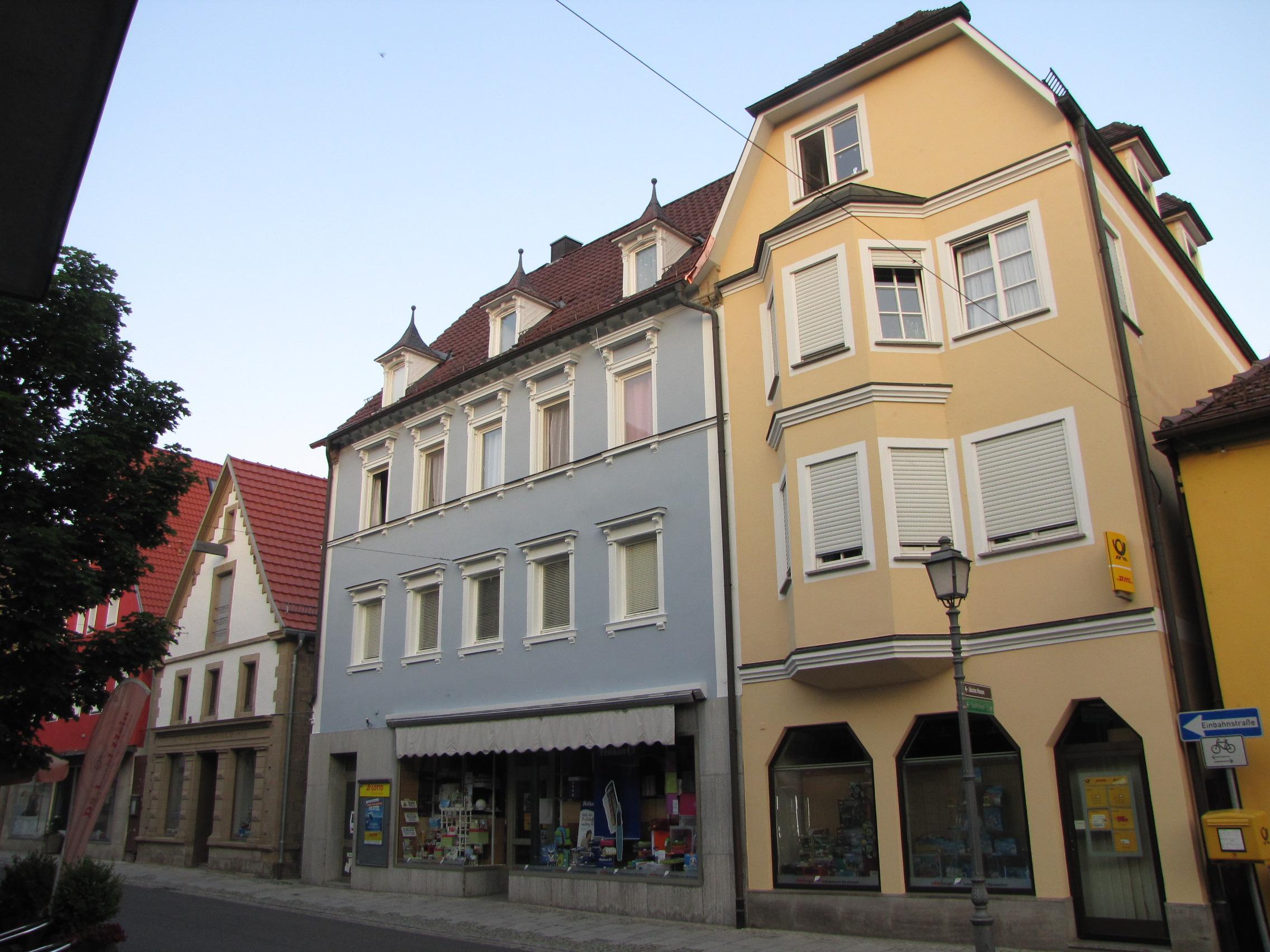 Stammhaus Creglingen